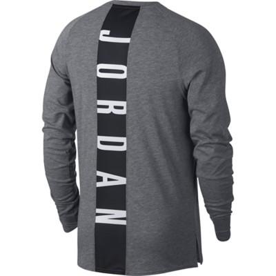 Men's Jordan Dry 23 Alpha Training Long Sleeve Shirt