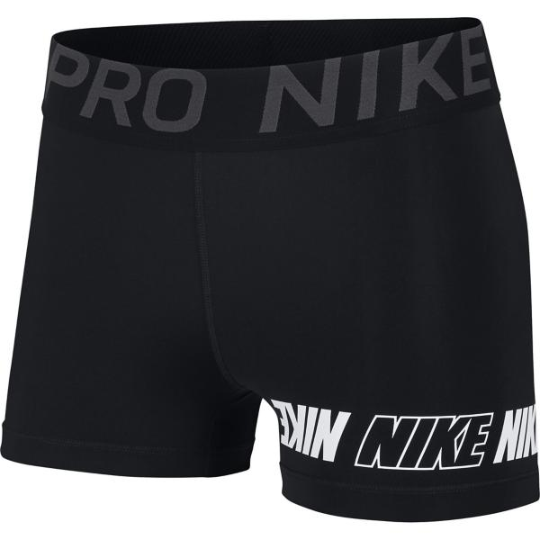 4c3d874aaeec Women s Nike Pro Repeating Graphic Short