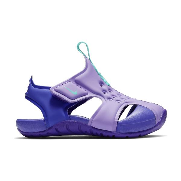 bb8a5b72f57917 Atomic Violet Hyper Jade Tap to Zoom  Toddler Girls  Nike Sunray Protect 2  Sandals