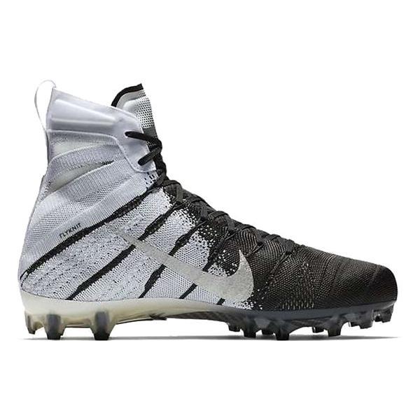 pretty nice 493e6 44924 ... Mens Nike Vapor Untouchable 3 Elite Football Cleats Tap to Zoom  WhiteMetallic Silver-Black