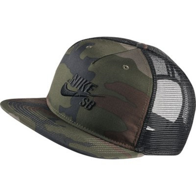 Images. Nike SB Camo Trucker Hat c6e4fc325a8