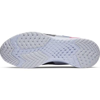 quality design 609dd 3770f Tap to Zoom  Women s Nike Odyssey React Flyknit 2 Running Shoes Tap to  Zoom  Indigo Haze Sapphire-Black-Iron Purple