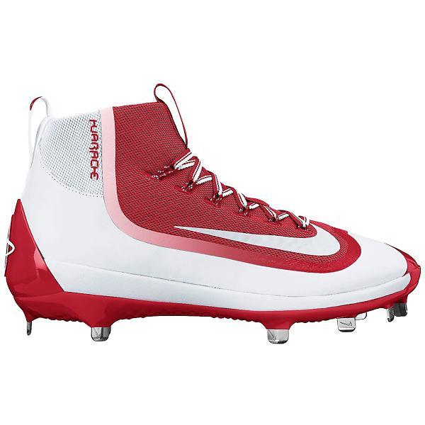 Men s Nike Air Huarache 2K Filth Elite Mid Baseball Cleats 76ac71ad022c