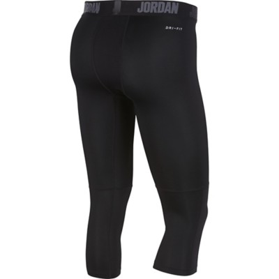 Men's Jordan Dry 23 Alpha 3/4 Training Tight