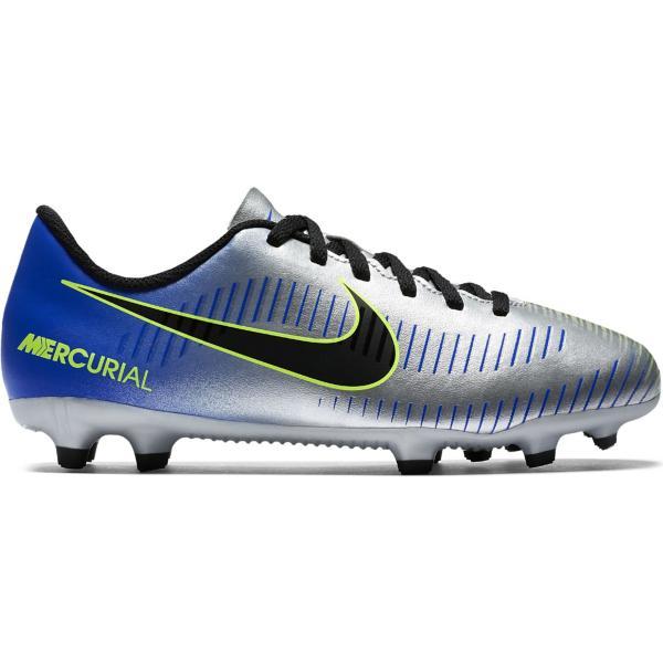 27c4062ac Gradeschool Boys' Neymar Jr. Mercurial Vortex III Firm-Ground Soccer ...