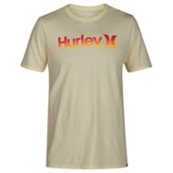 Men's Hurley One And Only Gradient Short Sleeve Shirt