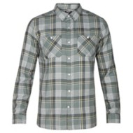Men's Hurley Aaron Flannel Long Sleeve Shirt