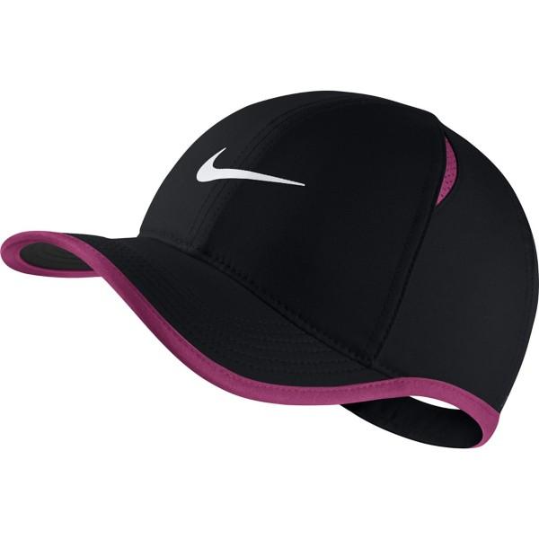 Black/Vivid Pink/White