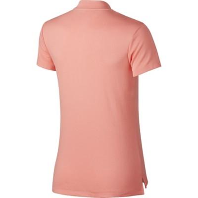 Women's Nike Dry Golf Zipper Placket Polo