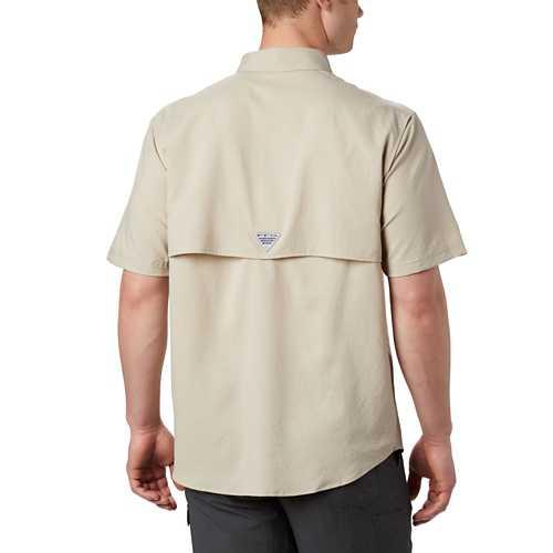 Men's Columbia PFG Blood and Guts III Short Sleeve Woven Shirt