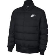 Men's Nike Sportswear Down Filled Bomber Jacket