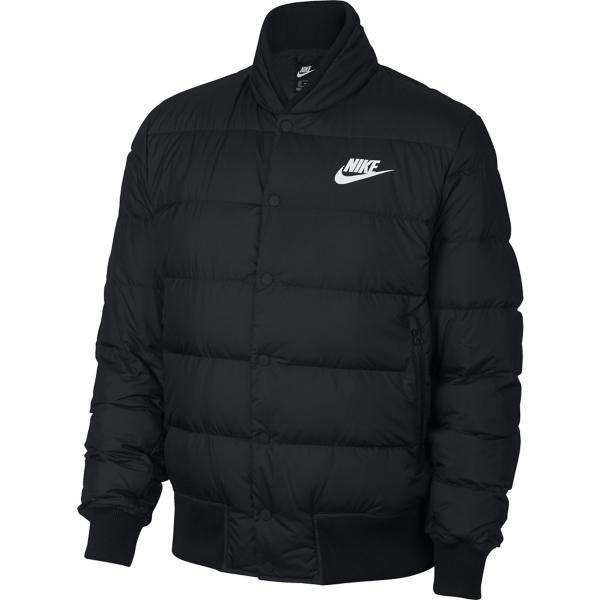 b97f55dedcf1 ... Men s Nike Sportswear Down Bomber Jacket Tap to Zoom  Black Black White