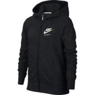 Youth Girls' Nike Sportswear Vintage Full Zip Hoodie