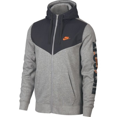 Men's Nike Sportswear Just Do It Full Zip Hoodie