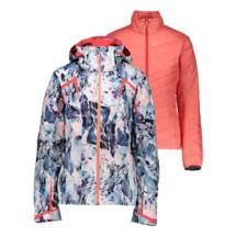 Women's Obermeyer Apricity System Jacket