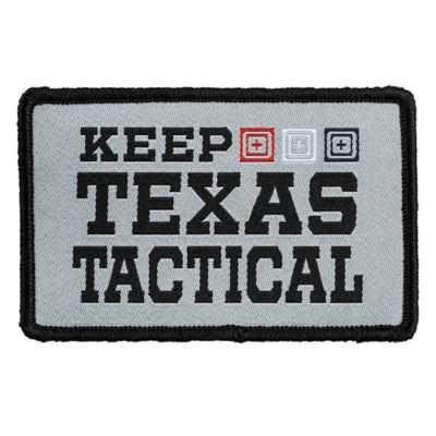 5.11 Tactical Keep Texas Tactical Patch