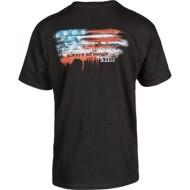 Men's 5.11 Tactical Vintage Flag T-Shirt