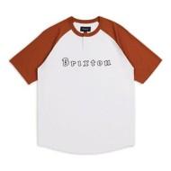 Men's Brixton Proxy III Henley Short Sleeve Shirt