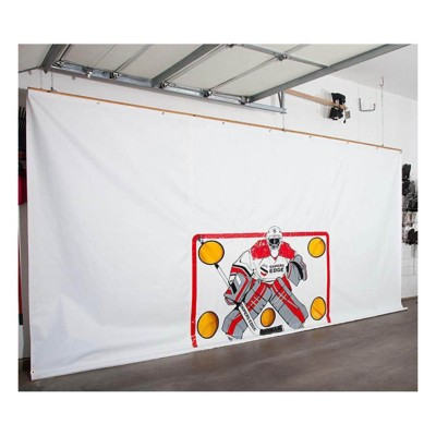 Sniper's Edge 8x16 Hockey Shooting Tarp