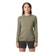 Women's Mountain Hardwear Crater Lake Long Sleeve Hoodie