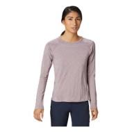Women's Mountain Hardwear Mighty Stripe Long Sleeve Shirt