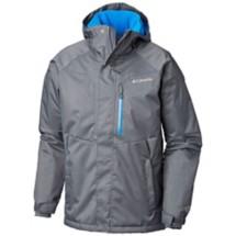 Men's Columbia Tall Alpine Action Jacket