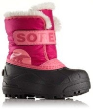Toddler Girls' Sorel Snow Commander Winter Boots