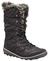Women's Columbia Heavenly Omni-Heat Lace Up Winter Boots