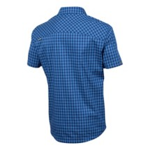 Men's Pearl iZUMi Short Sleeve Button-Up Shirt