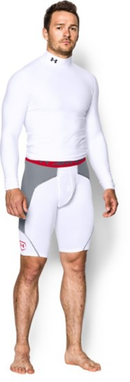 Men's Under Armour Baseball Slider Short With Cup