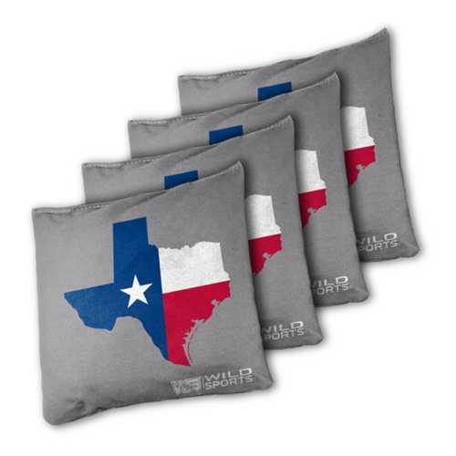 Wild Sports Texas State Flag Bean Bags