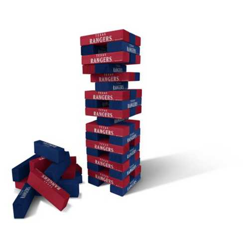 Wild Sports Texas Rangers Tabletop Stackers