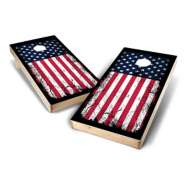 Wild Sports Solid Wood Premium Cornhole Set