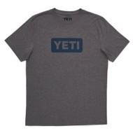 Men's YETI Badge Logo T-Shirt