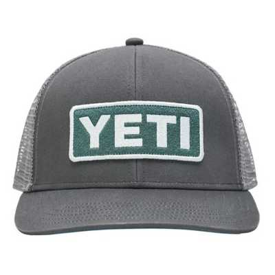 Yeti Mid Pro Logo Badge Trucker Cap