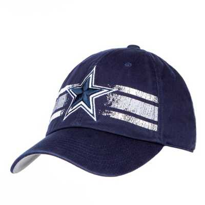 Dallas Cowboys Star and Stripe Front Hat