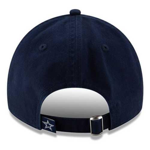 New Era Dallas Cowboys Patch 9Twenty Adjustable Hat