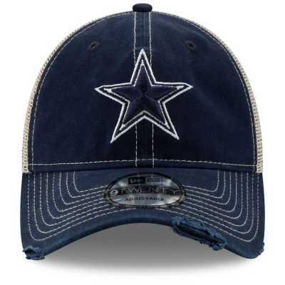 New Era Dallas Cowboys Worn 9Twenty Snapback Hat