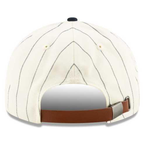 New Era Dallas Cowboys Stripe Heritage Series 9Fifty Strapback Hat