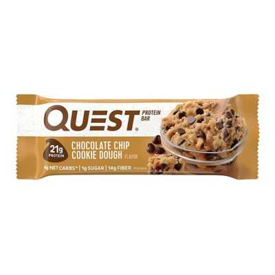 Quest Chocolate Chip Cookie Dough Protein Bar