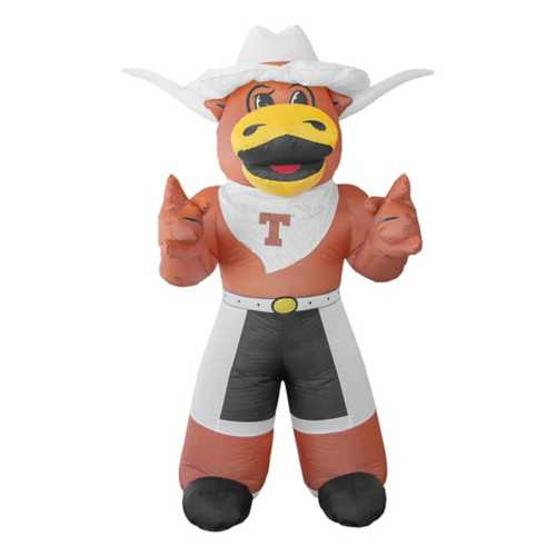 Logo Brands Texas Longhorns 7ft. Inflatable Mascot