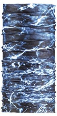 Buff Coolnet UV+ Mossy Oak Aqua Navy Gaiter