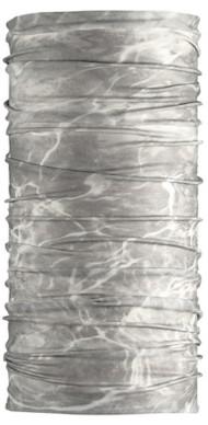 Buff Coolnet UV+ Mossy Oak Elements Grey Gaiter