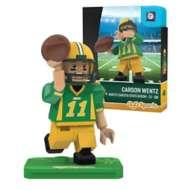 Carson Wentz North Dakota Bison Quarterback Minifigure