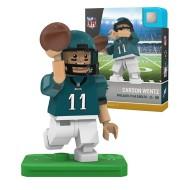 Carson Wentz Philadelphia Eagles Quarterback Minifigure