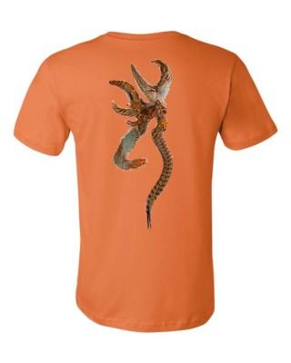 Men's Browning Pheasant Buckmark T-Shirt