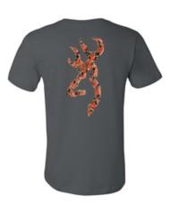 Men's Browning Clay Buckmark T-Shirt