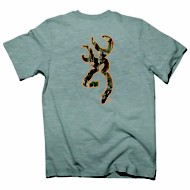 Men's Browning Realtree Buckmark T-Shirt