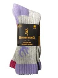Women's Browning Wool Blend Hunting Socks