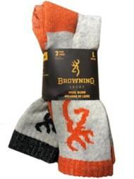 Browning Wool Blend Hunting Socks